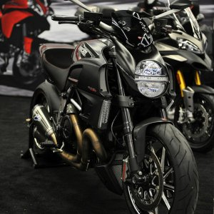 2012 Diavel Carbon at IMS